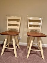 Canadel Swivel Counter Height Stools in Glendale Heights, Illinois