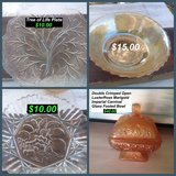 Vintage Glassware 50% off price on pic in Hopkinsville, Kentucky