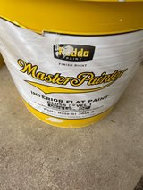 10 Gallons Agreeable Grey Flat Interior Paint in Tacoma, Washington