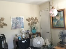 Numerous Wall Hangings,, framed paintings, prints and Mirrors in Fairfield, California