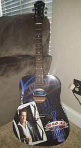 Gary Allan Autographed Epiphone Guitar in Pearland, Texas