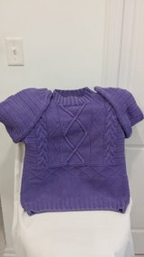 Purple Sweater - Size M - French Navy in St. Charles, Illinois