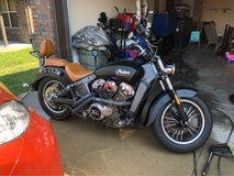2017 Indian scout in Fort Campbell, Kentucky