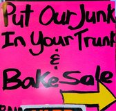 YARD SALE AND BAKE SALE in Fort Campbell, Kentucky