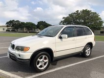 2002 BMW X5 SUV (Excellent Condition) in Okinawa, Japan
