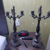 antique candleholder in The Woodlands, Texas