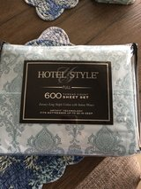 Full Size sheets - brand new in Okinawa, Japan