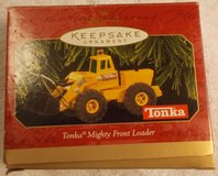 hallmark keepsake ornament tonka mighty front loader in Clarksville, Tennessee