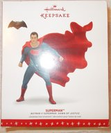 hallmark keepsake ornament 2016 superman in Clarksville, Tennessee