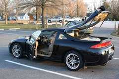 1999 Mitsubishi Eclipse GS in Bel Air, Maryland