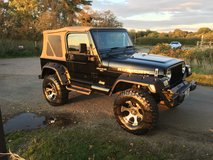 JEEP WRANGLER in Lakenheath, UK