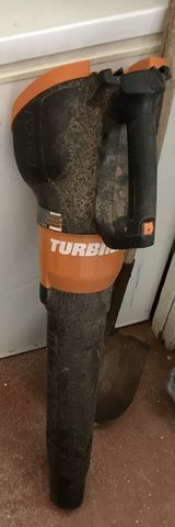 worx 20v blower w/ one battery no charger in Alamogordo, New Mexico