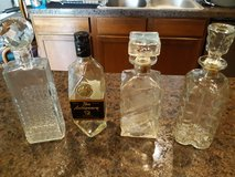 Lot of Decanters in The Woodlands, Texas