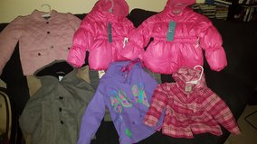 Girl Coats in St. Charles, Illinois