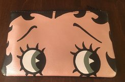 Betty Boop Cosmetic Bag in Joliet, Illinois