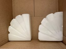 Alabaster Bookends in Alamogordo, New Mexico