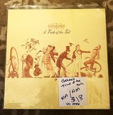 Near Mint Vinyl Genesis Trick of the tail  1977 in Naperville, Illinois