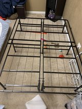 Full Size folding Bed Frame in Joliet, Illinois