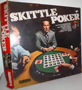 Vintage Aurora Skittle Poker LARGE 2ft Game ~ Don Adams in Westmont, Illinois