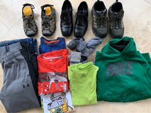 Boys size M clothes & shoes in Yorkville, Illinois
