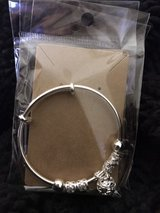 Jingle Bell Charm Bangle in Clarksville, Tennessee