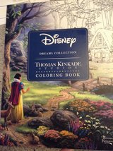 Disney Thomas Kinkade Coloring Book in Aurora, Illinois