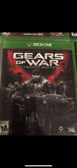 Gears of War for Xbox One in Plainfield, Illinois