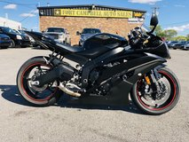 2012 YAMAHA YZF-R6 ( HAVEN ) UNLEADED GAS in Clarksville, Tennessee