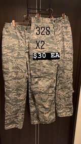 USAF ABU PANTS in Okinawa, Japan