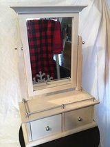 Tabletop mirror w/ two drawers in Westmont, Illinois
