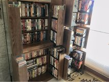 VHS PLAYER & 400+ MOVIES & CABINETS in Yucca Valley, California