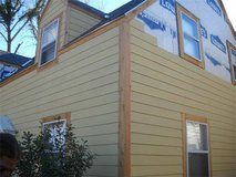 Exterior Siding and Wood replacement in Spring, Texas