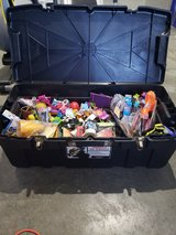 Box with a lots Miscellaneous Toys in Clarksville, Tennessee