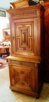 unique Renaissance style cabinet in Spangdahlem, Germany