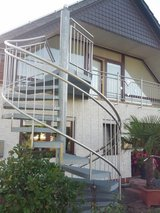 Nice apartment, approx 100 m2, in the second floor in Niersbach Greverath in Spangdahlem, Germany