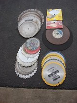 CHOICE OF CIRCULAR SAW BLADES in Chicago, Illinois