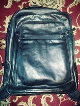Leather Backpack in Yorkville, Illinois