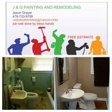 JG Painting and Remodeling in Byron, Georgia