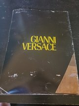 GIANNI VERSACE'S Fall 1993-94 catalog in Travis AFB, California