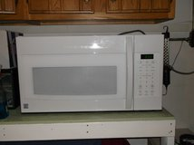 Kenmore Over The Range Microwave in Plainfield, Illinois