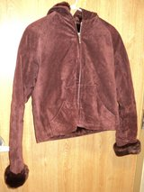 Maxima Junior Leather Jacket by Wilsons (T=39) in Fort Campbell, Kentucky
