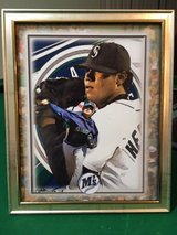 ***** FELIX HERNANDEZ 8x10 framed print Lithograph ***** (NEW) in Tacoma, Washington