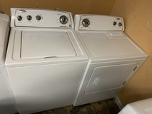 """GREAT WORKING ORDER WHIRLPOOL 27"""" WASHER AND ELECTRIC DRYER (SET) in Fairfax, Virginia"""