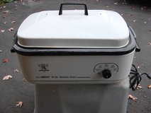 NESCO 18 QUART ROASTING OVEN in St. Charles, Illinois