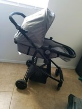 Carseat/stroller combo in Alamogordo, New Mexico