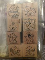 Stampin' Up SU Baby Firsts Stamp Set in Chicago, Illinois