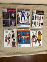 Costume patterns in Houston, Texas