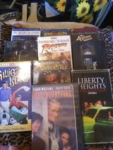 VHS TAPE MOVIES 5.00 TAKES ALL! in Yucca Valley, California