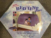 New in Box! Pop-Up Twin Bed Tent - Giftable! in Chicago, Illinois