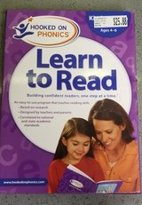 Hooked on Phonics - Learn to Read -  Kindergarten in Kingwood, Texas